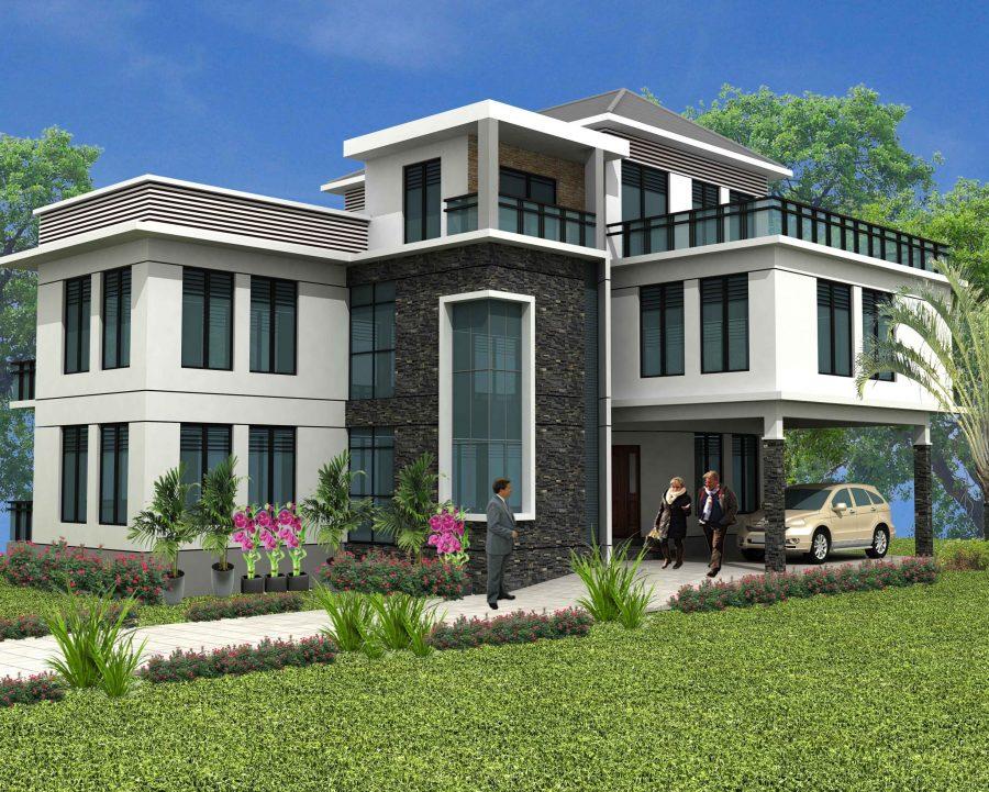Saikot Residence
